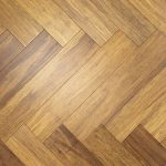 New Product: Parquet Block Strand Woven Bamboo Flooring