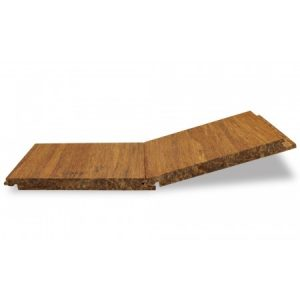 Solid Or Engineered Strand Woven Bamboo Flooring Bamboo