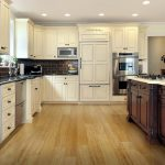 What is the best type of bamboo flooring for my kitchen?