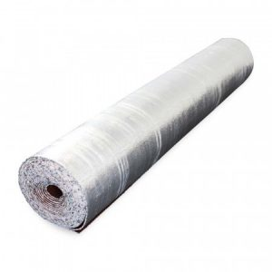 roll of silver underlay