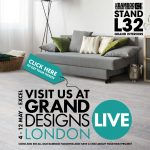 Visit us at Grand Designs Live, London