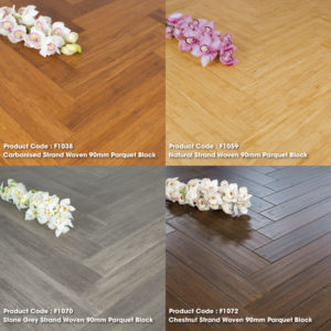 Bamboo Flooring Colours Explained